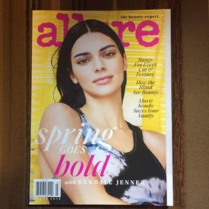 Allure Other - 🛍SET OF 5 ALLURE 2018 MAGAZINES🛍